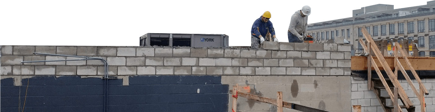 About us - Worker for Nusens Niche Contracting Toronto