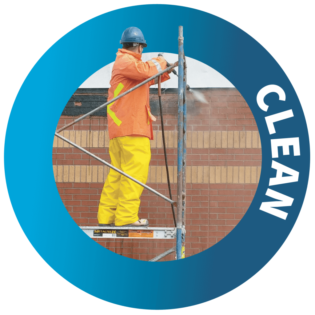 Our Services - Clean Services - Nusens Niche Contracting - Construction Toronto - Tough Cleanups - Snow Removal Services