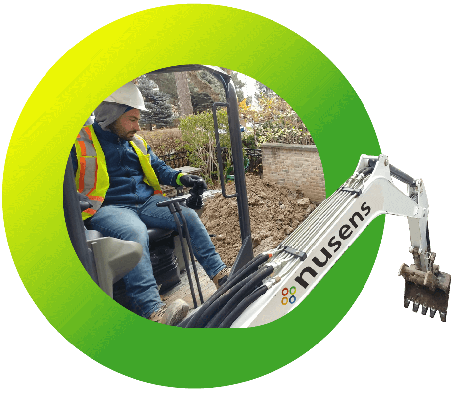 About Us - Green Circle - Nusens Niche Contracting Toronto