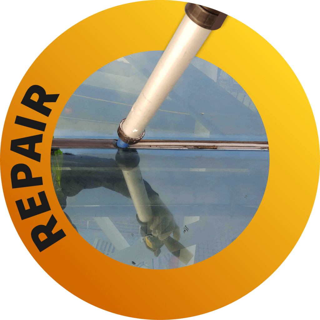 Sealant Services in GTA - Sealant Removal - Window Sealer - Nusens Niche Contracting Services in Toronto, Halifax, Calgary and Vancouver