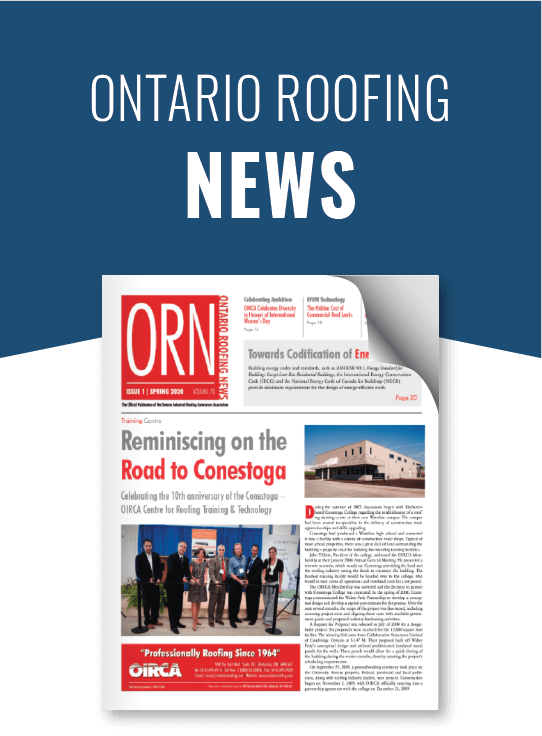 ORN Section - Nusens Cotracting LTD - Etobicoke - Our Media - Cleaning, Repair, Protection and Construction Services in GTA - Environmental Services