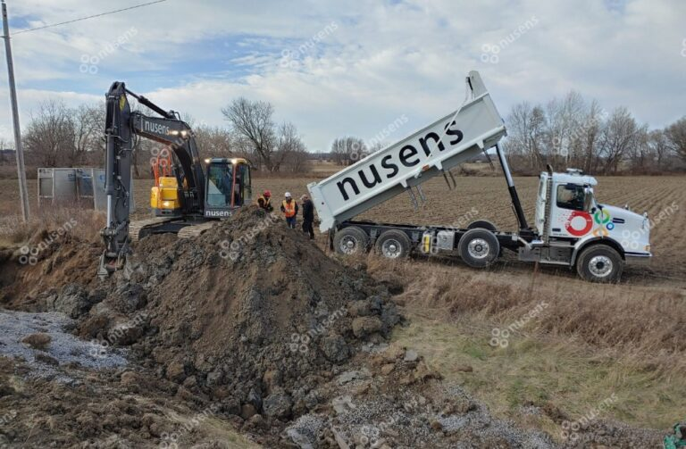 Nusens Contracting LTD - Highway Spills Management Services in Toronto - Spill Response - 24 Hour Emergency Services