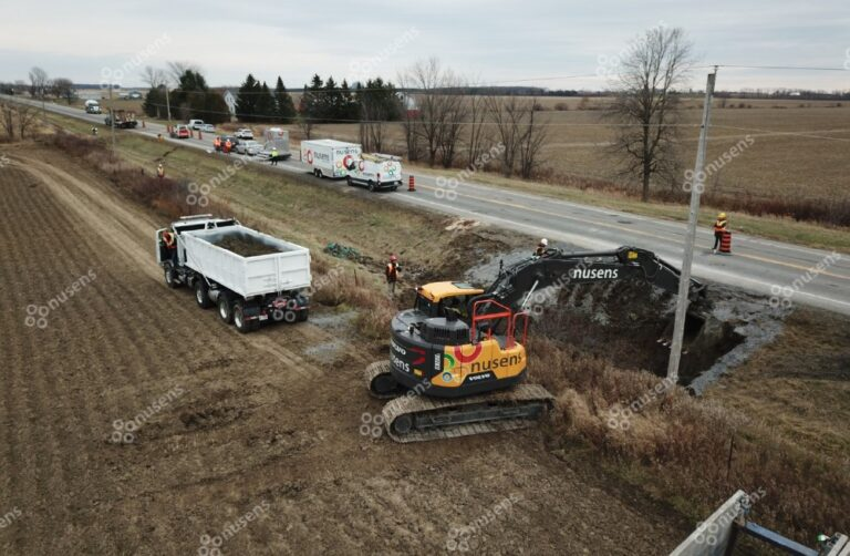 Environmental Spills Services in GTA Toronto - 24 Hours Emergency Service - Nusens Contracting Services