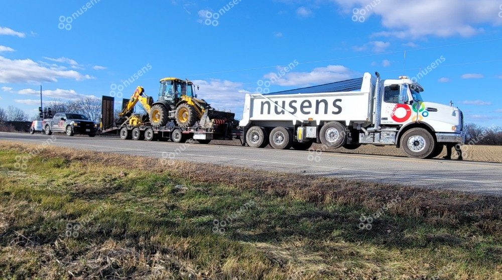Diesel Spills - Oil Spill Abatement - Spill Tank Removal - Property Spills - Spill Redemption - Nusens Niche Contracting Services