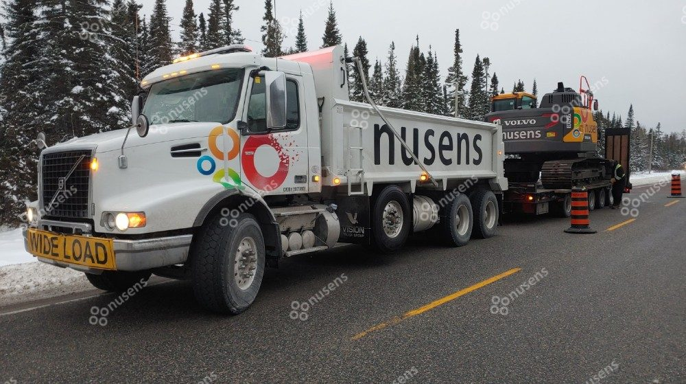 Environmental Spills Management Services - Nusens Niche Contracting Services in GTA Toronto - Halifax