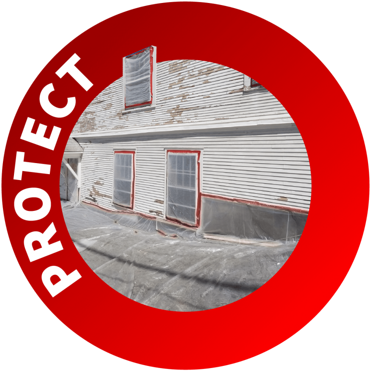 Protection Services - Lead Abatement Services - Hazard Removal - Nusens Niche Contracting Services in GTA Toronto, Calgary, Halifax and Vancouver