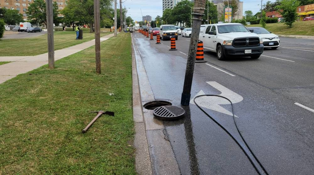 Nusens Niche Contracting Environmental Spills Services in GTA - Lawrence Ave